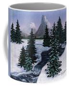 Cold Mountain Brook Coffee Mug
