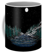 Cold Mountain Winter Coffee Mug