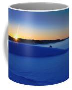 Cold Silence.. Coffee Mug
