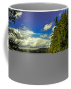 Cold Spring Day In Vermont Coffee Mug