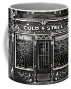 Cold Steel Bw Coffee Mug