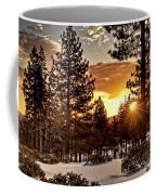 Sun Star Coffee Mug