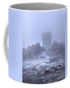 Cold Tower Of Mist Coffee Mug