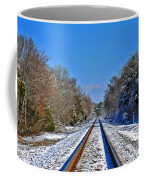 Cold Tracks Coffee Mug