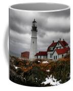 Cold Winters Day-hdr Coffee Mug