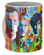 Coldplay Coffee Mug