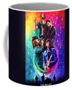 Coldplay Mylo Xyloto Coffee Mug