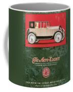 Cole Aero Eight Vintage Poster Coffee Mug