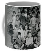 Colette In Preschool Class In Alba France Coffee Mug