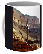 Colisseum Cross Coffee Mug