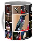 Collage Of Hummers Coffee Mug