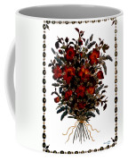 Collage With Roses And Lavander Coffee Mug
