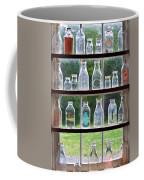 Collector - Bottles - Milk Bottles  Coffee Mug by Mike Savad