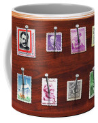 Collector - Stamp Collector - My Stamp Collection Coffee Mug