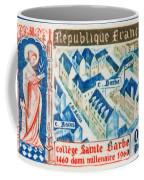 College Of St. Barbe 1460-1960 Half A Millennium Coffee Mug
