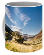 College Valley And Lambden Burn Coffee Mug