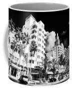 Collins Avenue Coffee Mug by John Rizzuto
