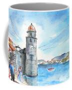 Collioure Tower Coffee Mug