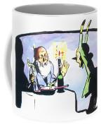 Collodi: Pinocchio/gepetto Coffee Mug
