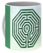 Cologne - Origami Paper Coffee Mug