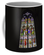 Cologne Cathedral Stained Glass Window Of Pentecost Coffee Mug