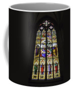 Cologne Cathedral Stained Glass Window Of The Lamentation Coffee Mug