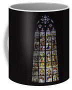 Cologne Cathedral Stained Glass Window Of The Nativity Coffee Mug