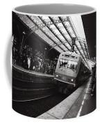 Cologne Trainstation Coffee Mug by Jimmy Karlsson
