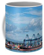 Colon Container Terminal, Panama Canal Coffee Mug