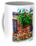 Colonia Del Sacramento Window Coffee Mug