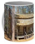 Colonial Cabin Coffee Mug