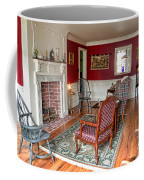 Colonial Parlor Coffee Mug by Olivier Le Queinec