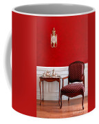 Colonial Style Coffee Mug by Olivier Le Queinec