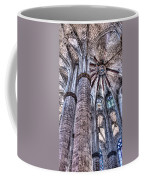 Colonnade And Stained Glass No2 Coffee Mug