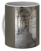 Colonnaden In Hamburg Germany Coffee Mug