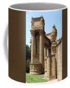 Colonnades Palaces Of Fine Arts Coffee Mug