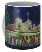 Colony Hotel At Night. Delray Beach Coffee Mug