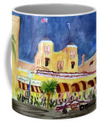Colony Hotel In Delray Beach Coffee Mug