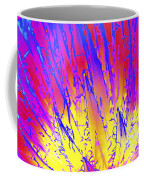 Color Burst Agave Coffee Mug