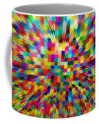 Color Explosion I Coffee Mug