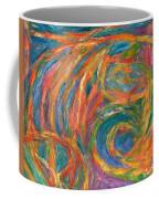 Color Fingers Coffee Mug