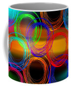 Color Frenzy 3 Coffee Mug