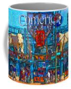 Color In Comerica Coffee Mug
