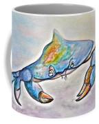 Color Me Blue . . . And Speckled Too Coffee Mug