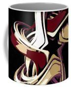Color Melted Star Coffee Mug