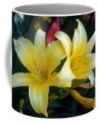 Color Of Lemon Coffee Mug