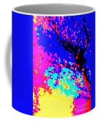 Color Of Rain Abstract Coffee Mug