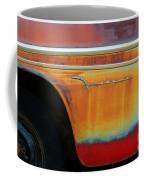Color Of Rust Coffee Mug