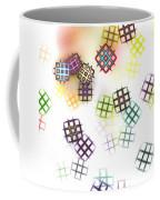 Color Of Your Window Coffee Mug