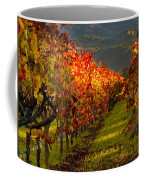 Color On The Vine Coffee Mug by Bill Gallagher